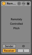 Remote Pitch - Receiver