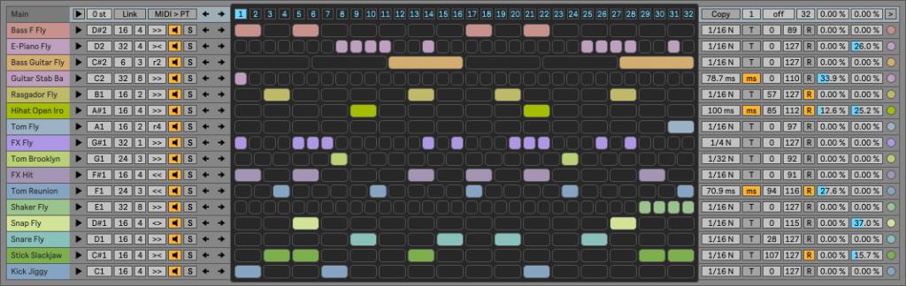 Sequencer-Ki